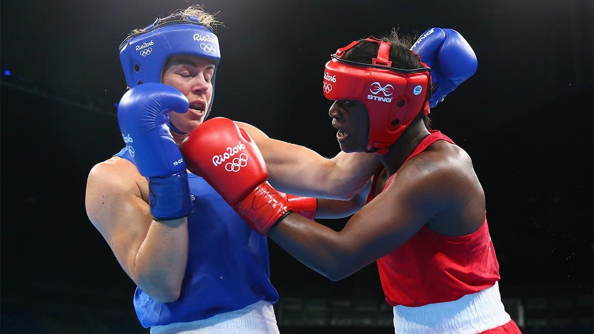 Claressa Maria Shields, boxing, Olympics, headgear