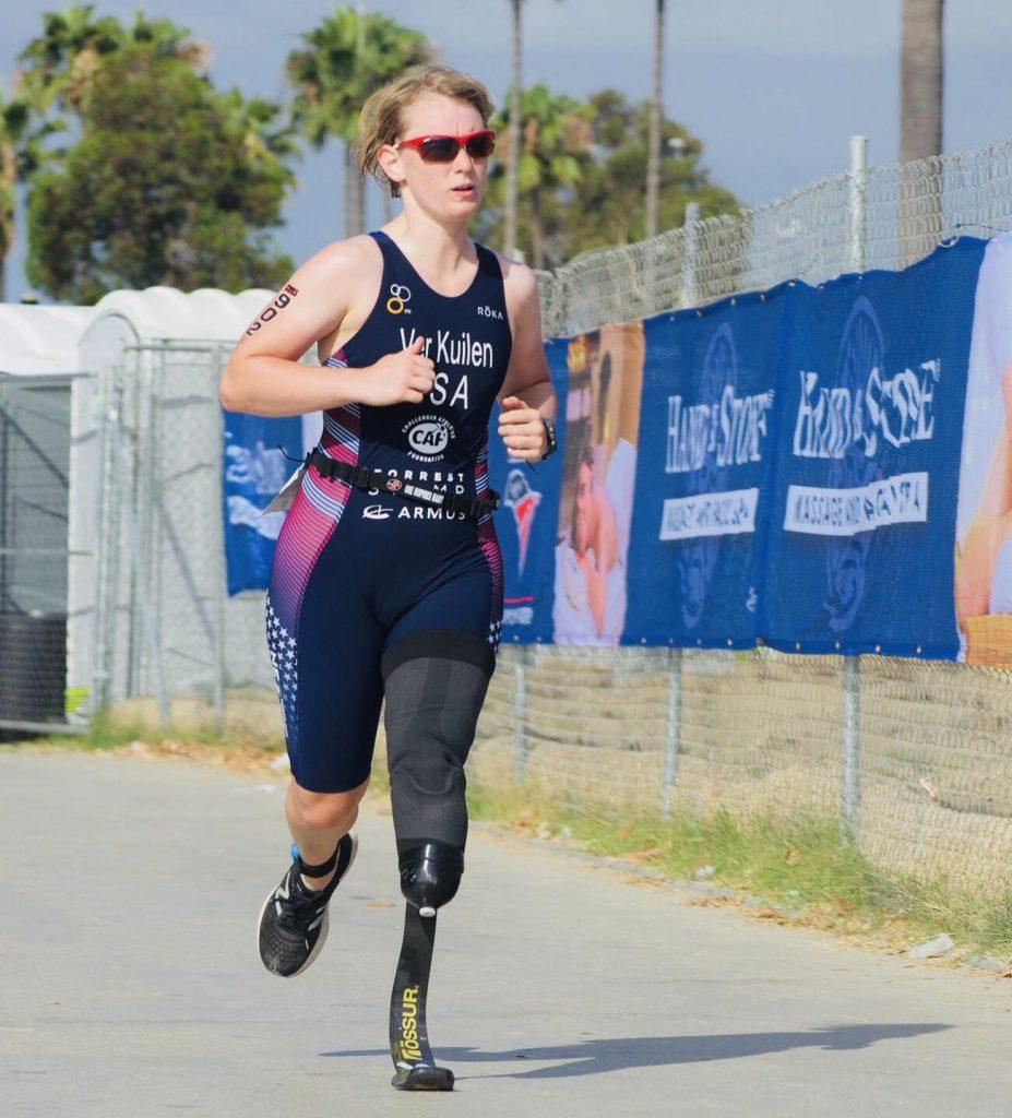 Nicole Ver Kuilen, USA Triathlon, Forrest Stump