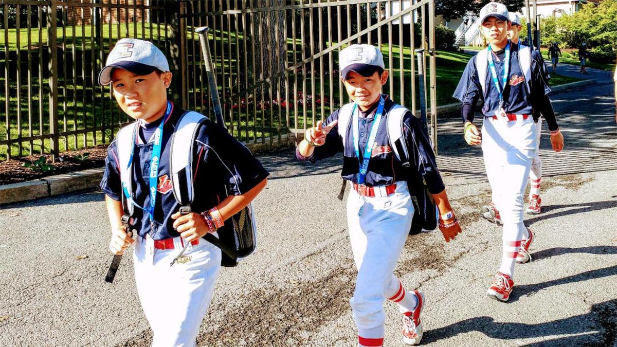 Team Japan, Little League Baseball World Series