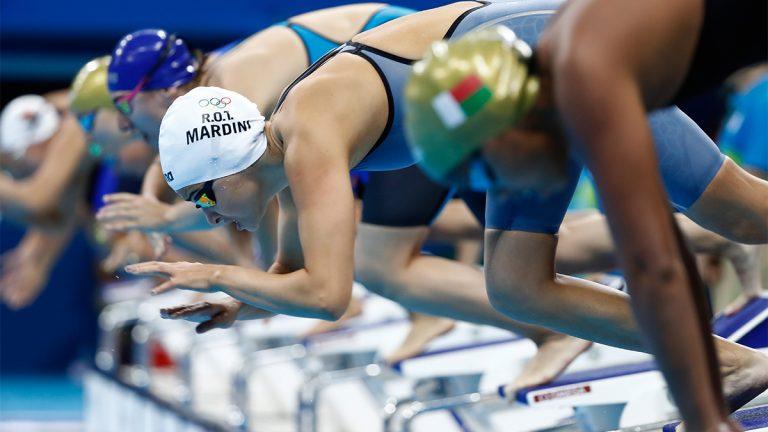 Yusra Mardini, Rio Olympics, refugee team