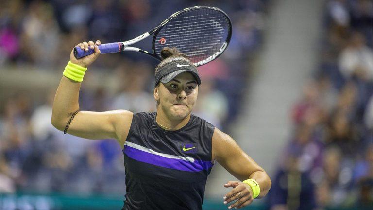 Bianca Andreescu, U.S. Open, Aurora Games