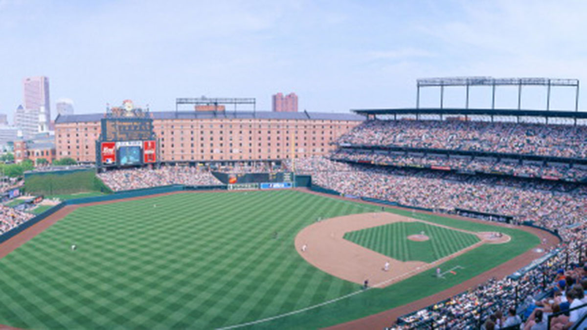 Camden Yards, Baltimore Orioles, MLB