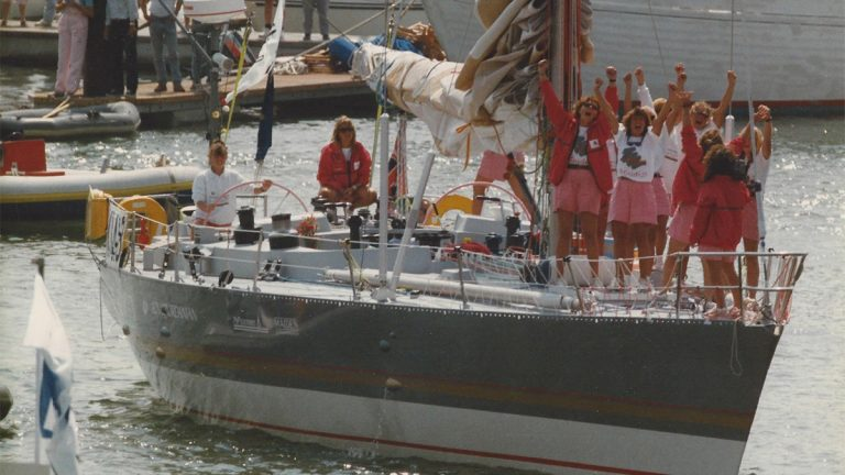 Maiden, Whitbread Round the World race