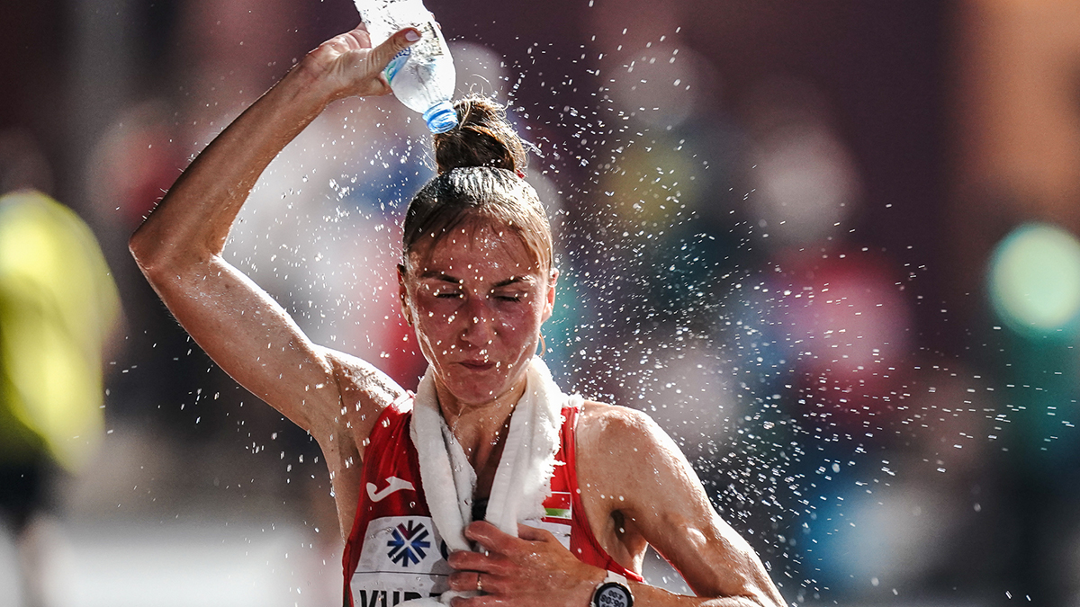 Midnight marathon final doesn't ease grueling IAAF worlds conditions