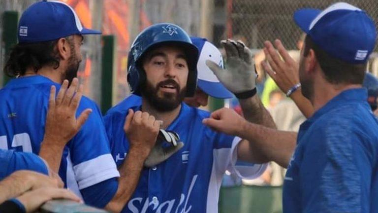 Jeremy Wolf, Team Israel, baseball
