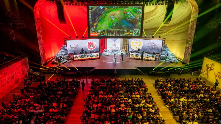 League of Legends, esports