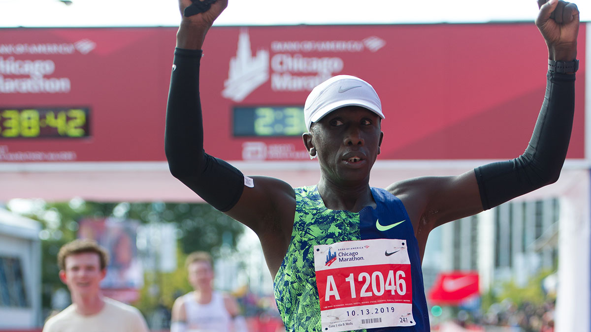Marko Cheseto, Chicago Marathon