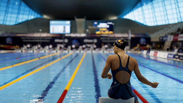 Swimmer, Nuria Marques Soto