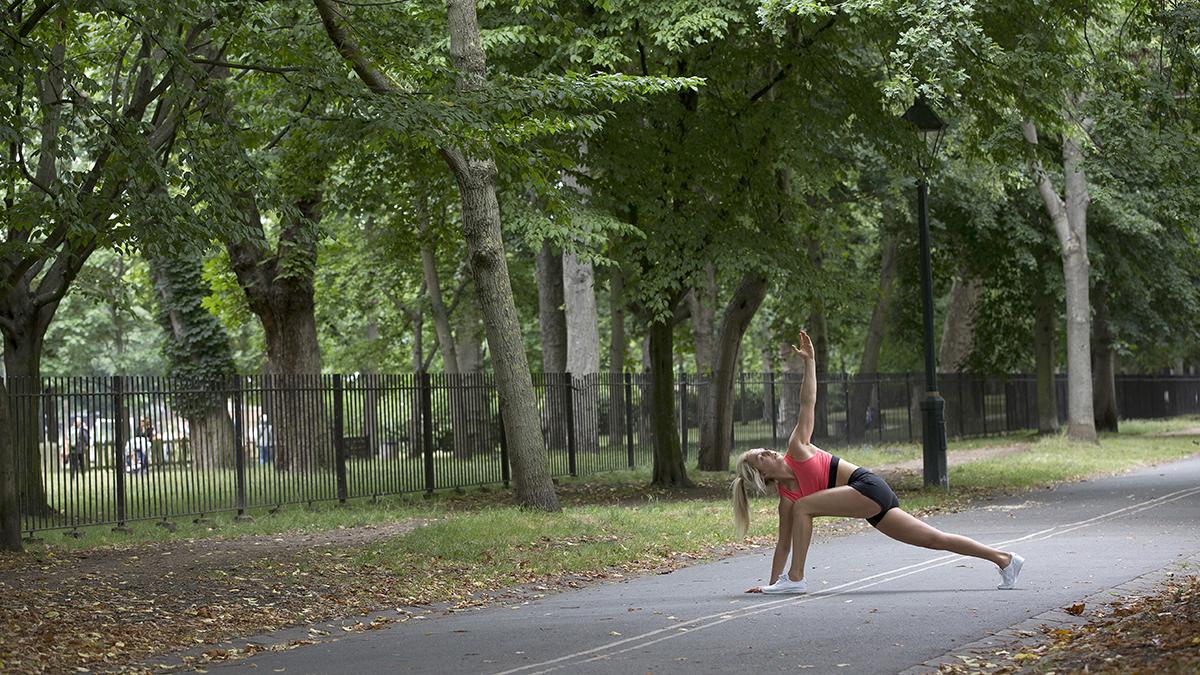 Aimee Fuller, Yoga, snowboard
