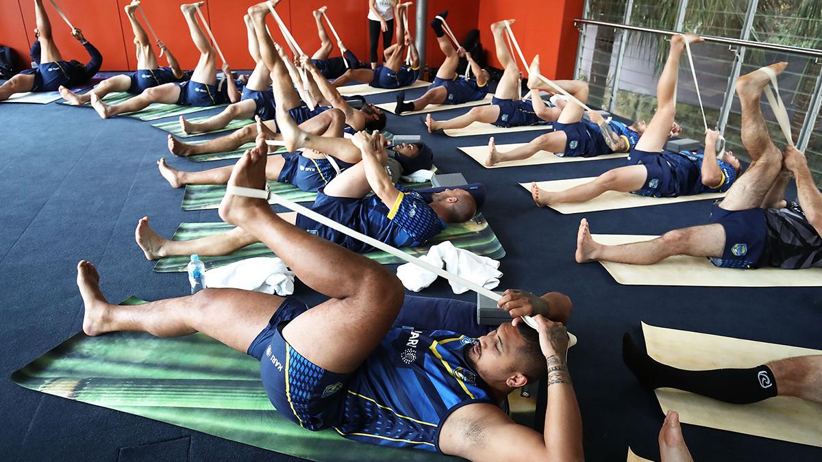 City Origin, yoga, Sydney