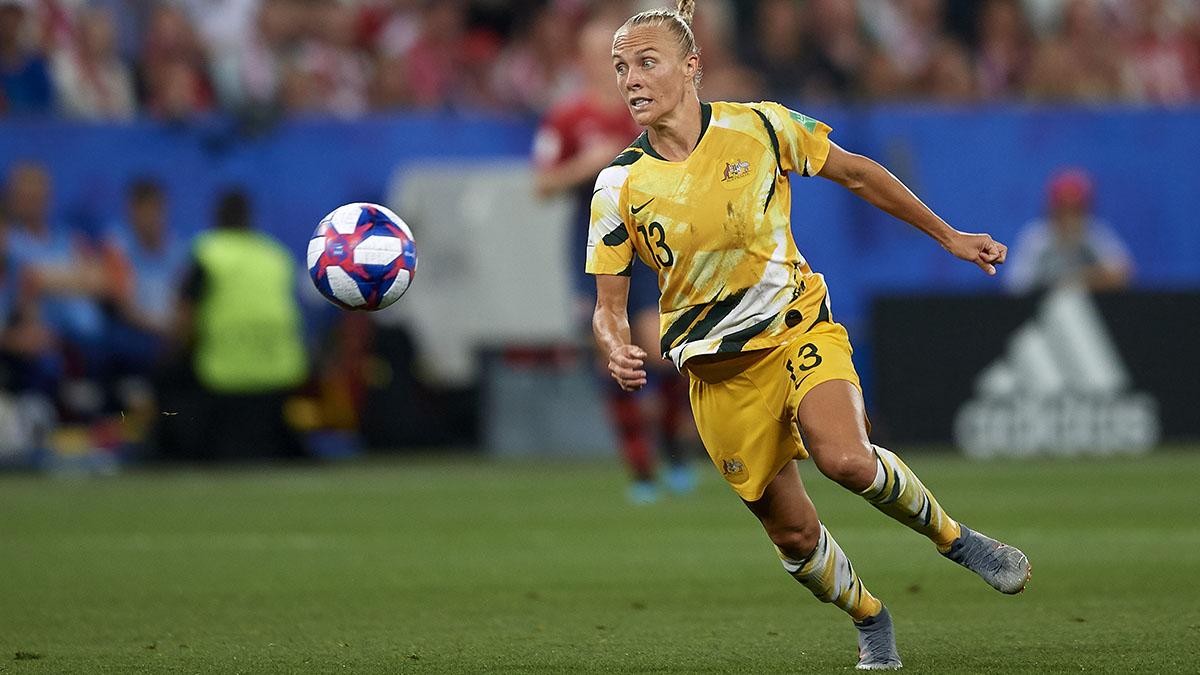 Australia, soccer, women's national team, equal pay