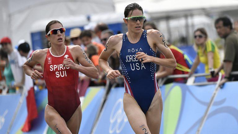 Gwen Jorgensen, Rio Olympics, Nicola Spirig Hug
