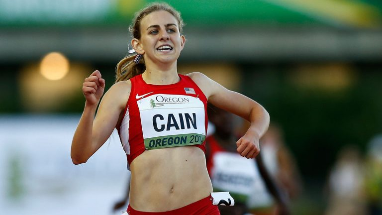 Mary Cain, Nike, Oregon Project, eating disorder