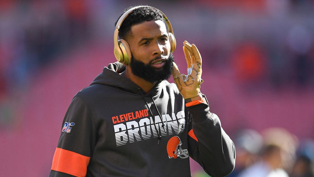 Odell Beckham Jr., Cleveland Browns