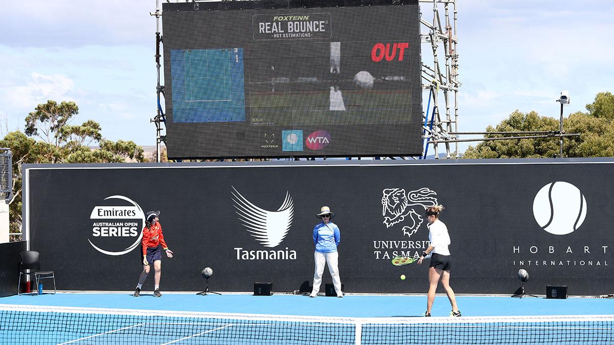 Tennis, technology, Foxtenn