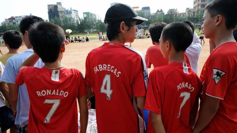 soccer academy, Vietnam