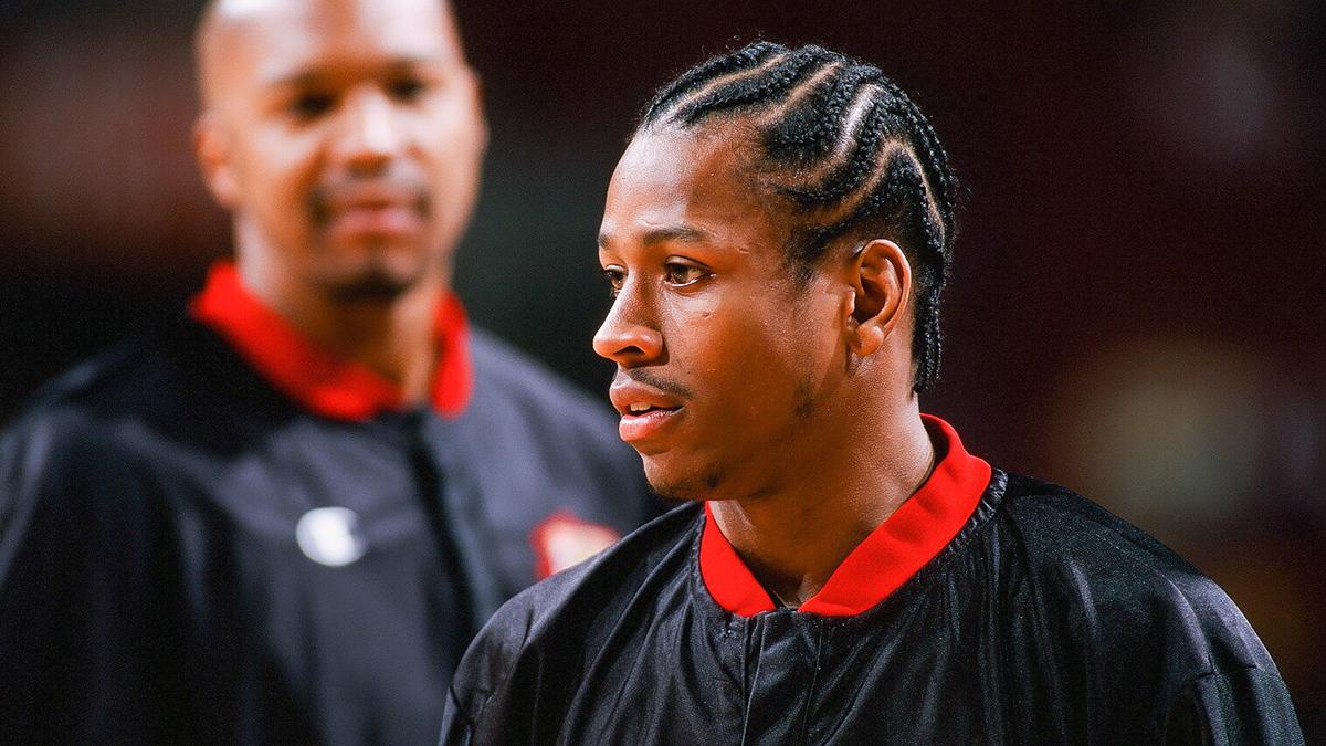 Allen Iverson, NBA
