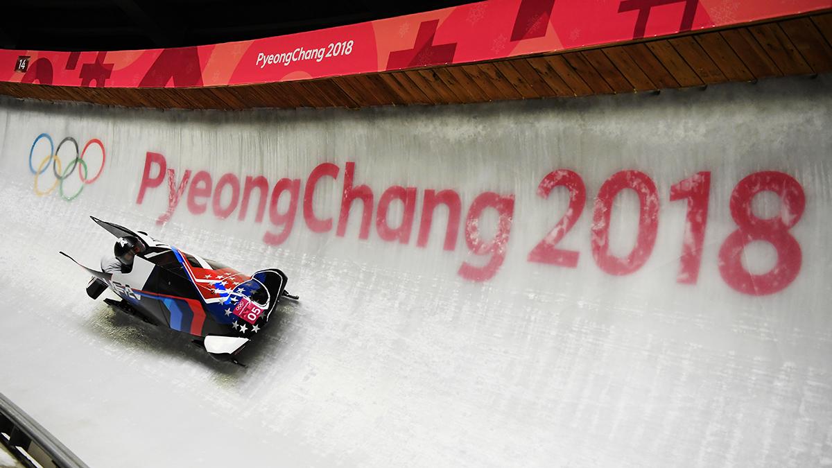 Elana Meyers Taylor, Lauren Gibbs, Olympics, bobsled
