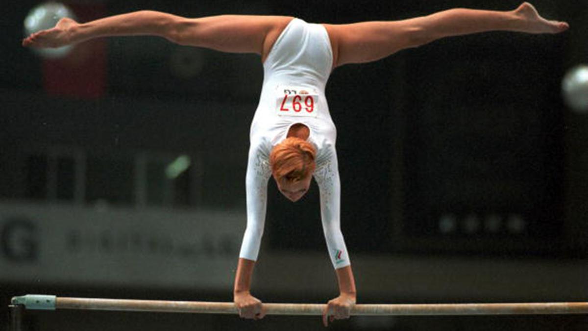 Svetlana Khorkina, Russia, gymnastics