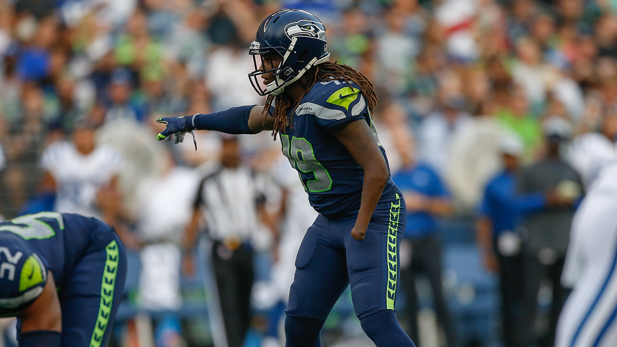 Shaquem Griffin, Seattle Seahawks