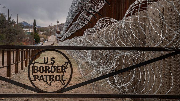 U.S. Border, Mexico