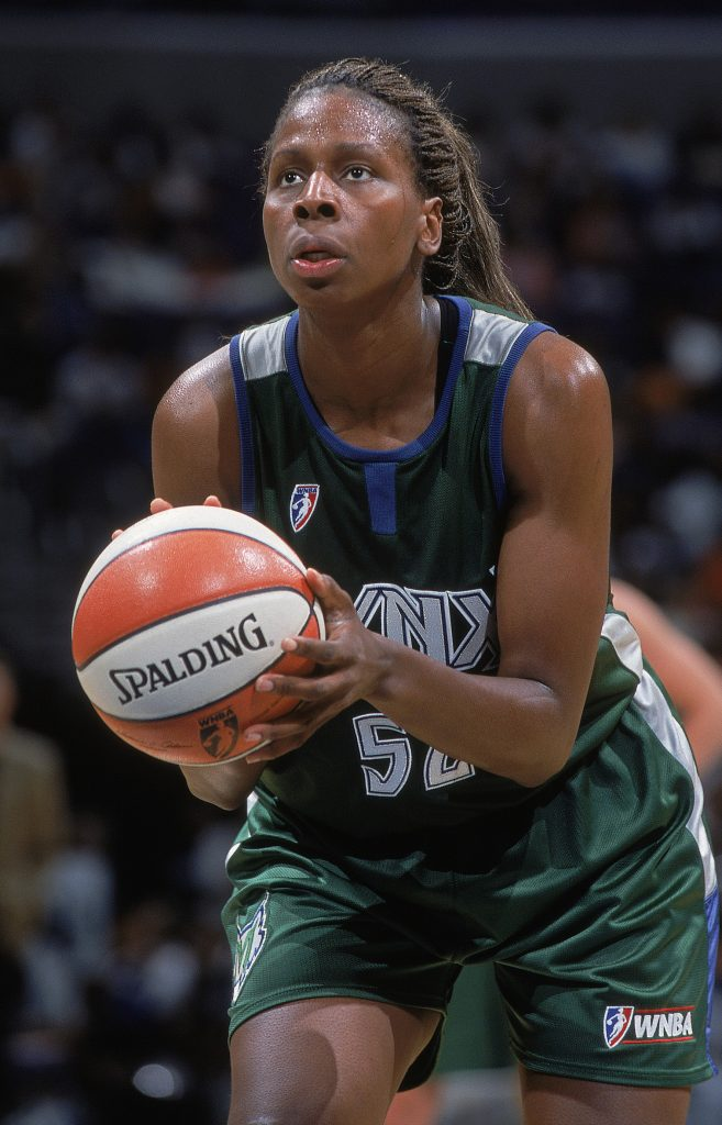 Val Whiting, Minnesota Lynx, WNBA