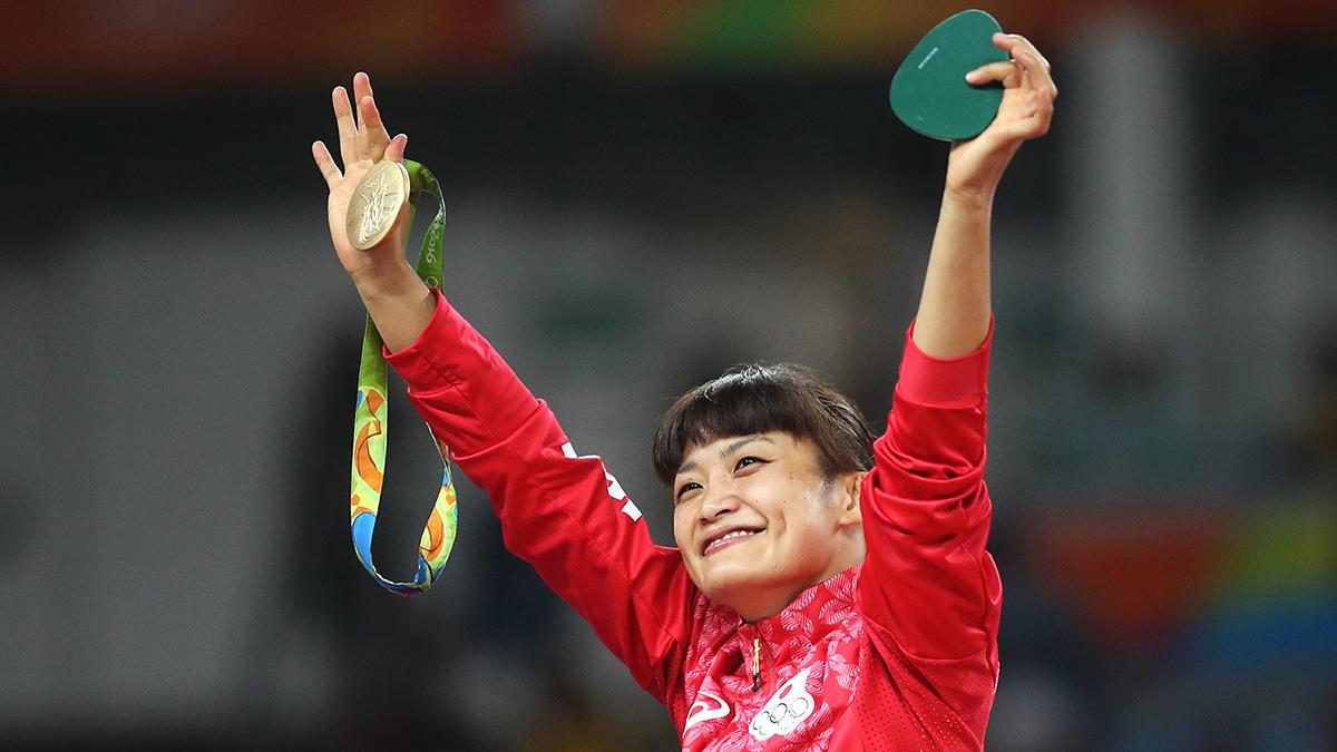 Kaori Icho, Japan, women's wrestling, Olympics