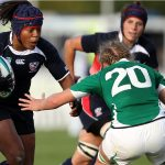 Phaidra Knight's next move: Retired from rugby, pursuing new dreams