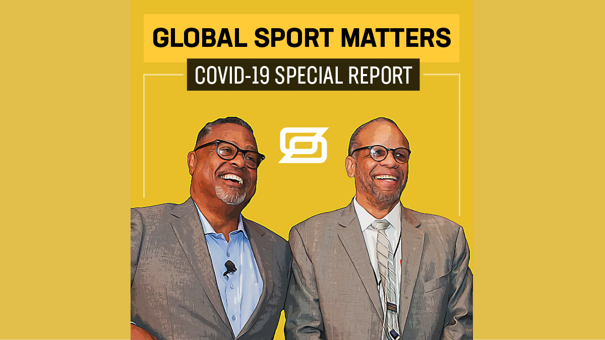 COVID19 special report podcast graphic