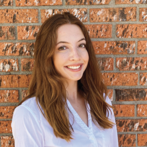 Marketing & Communications Assistant Julia O'Connell headshot