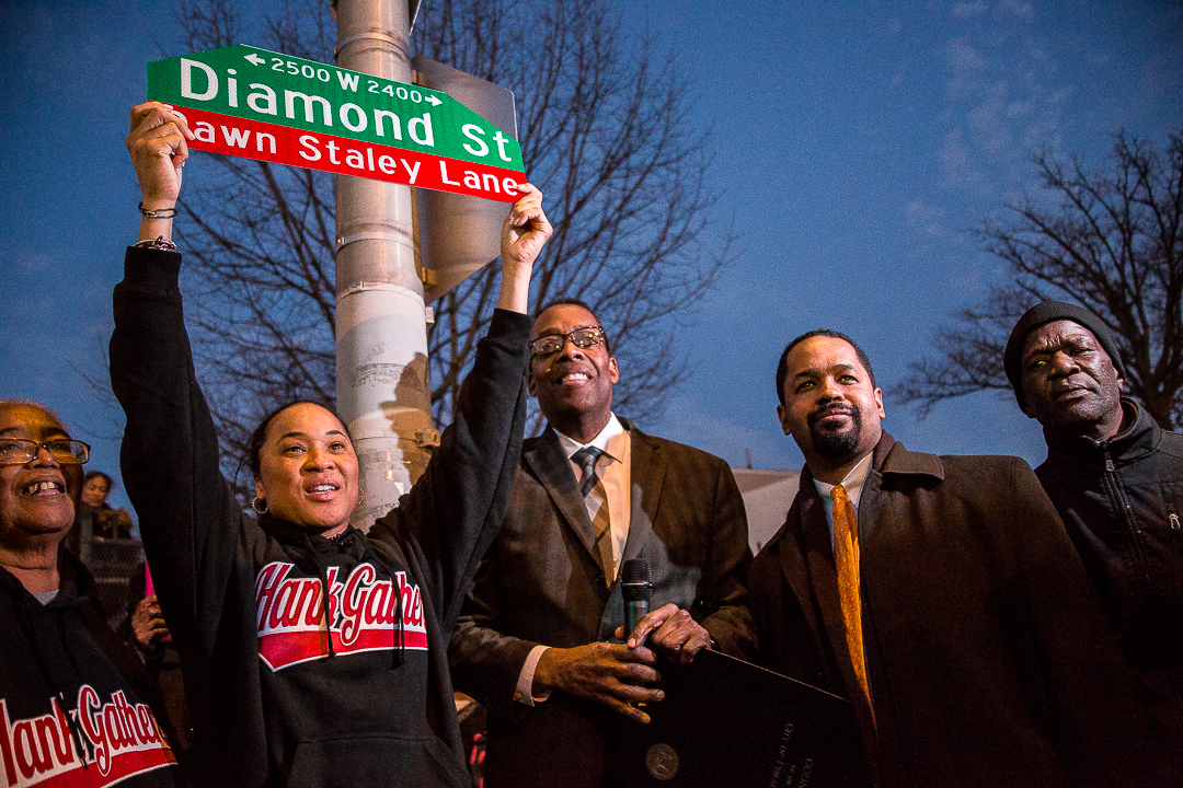 """""""Dawn Staley Day at the Hank Gathers Recreation Center 12-21-2017"""" by PHL Council is licensed under CC BY-NC 2.0"""
