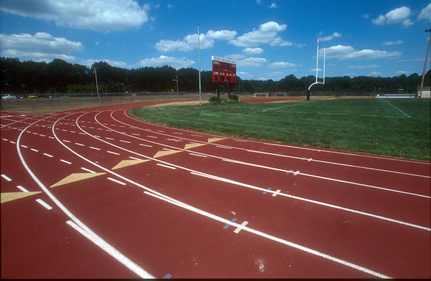 School track and field