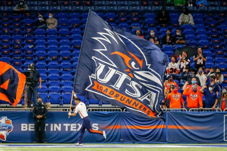 The University of Texas-San Antonio flag