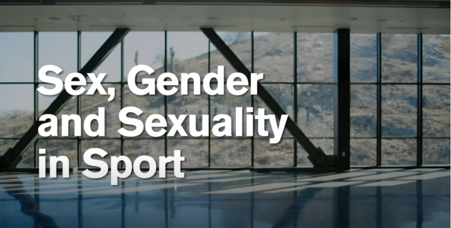 sex, gender and sexuality in sport
