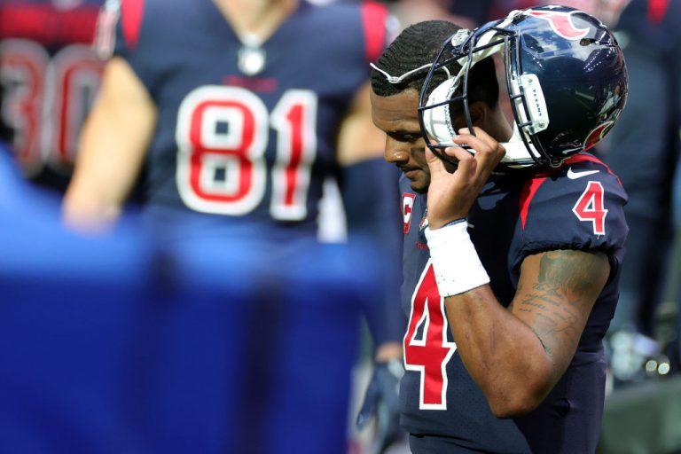 Deshaun Watson of the Houston Texans
