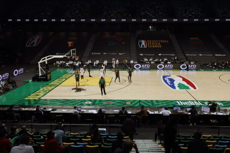 NBA Basketball Africa League