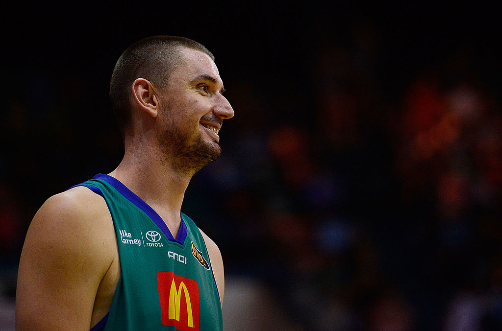 NBL star Russell Hinder