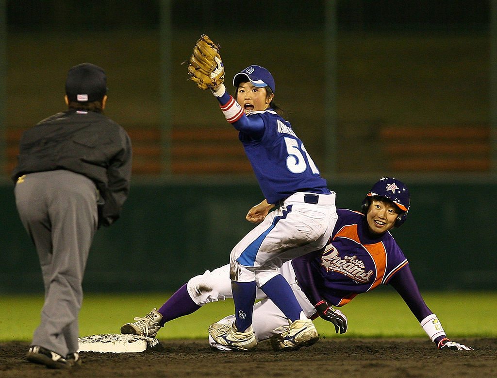 Women's baseball in Japan