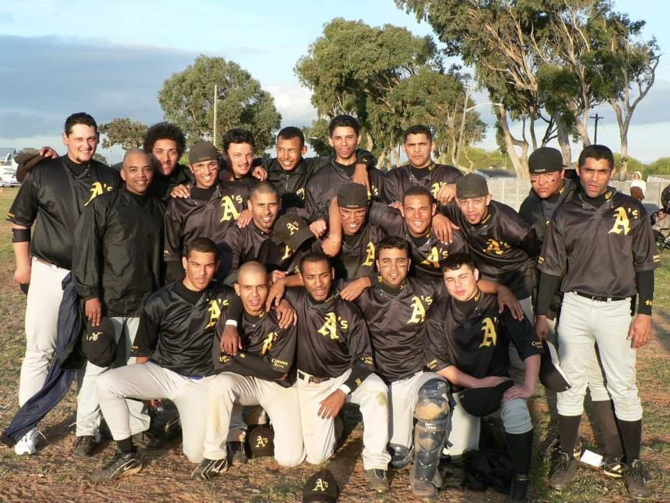 South Africa baseball team